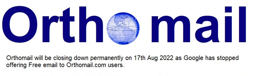 Orthomail.com: email for Orthopaedic Professionals